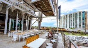 You'll Love This Rooftop Restaurant In Austin That's Beyond Gorgeous