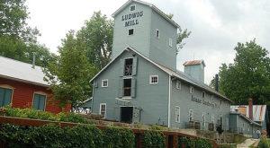 The Unique Village In Ohio Where Time Stands Still