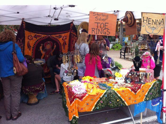 Lewiston is most hippie town near buffalo for Hamburg ny craft show