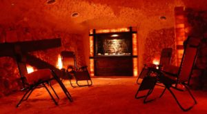 This Gorgeous Salt Cave In Connecticut Will Leave You Feeling Perfectly Refreshed