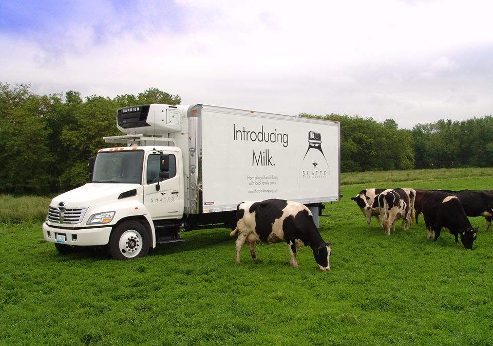 Dairy Farm California Tour