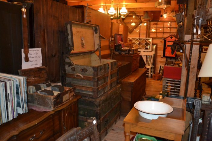 everyone in new york should visit this amazing antique barn at leastnot too far from the vermont border, second chance barn is filled with wonderful antiques, furniture and vintage finds that will have you longing for the