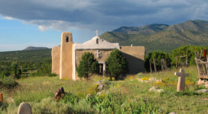 5 Tiny Towns In New Mexico Where HUGE Things Happened