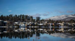 These 13 Towns In New York's Adirondack Mountains Are Nothing Short Of Charming