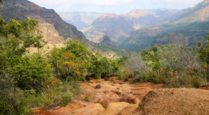 This Enchanting Hike Takes You Straight Through Hawaii's Very Own Grand Canyon