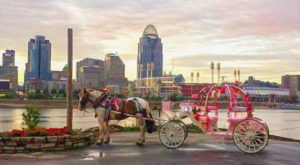 These 12 Romantic Spots In Cincinnati Are Perfect To Take That Special Someone