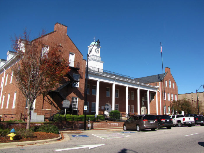 Hoke County City Hall