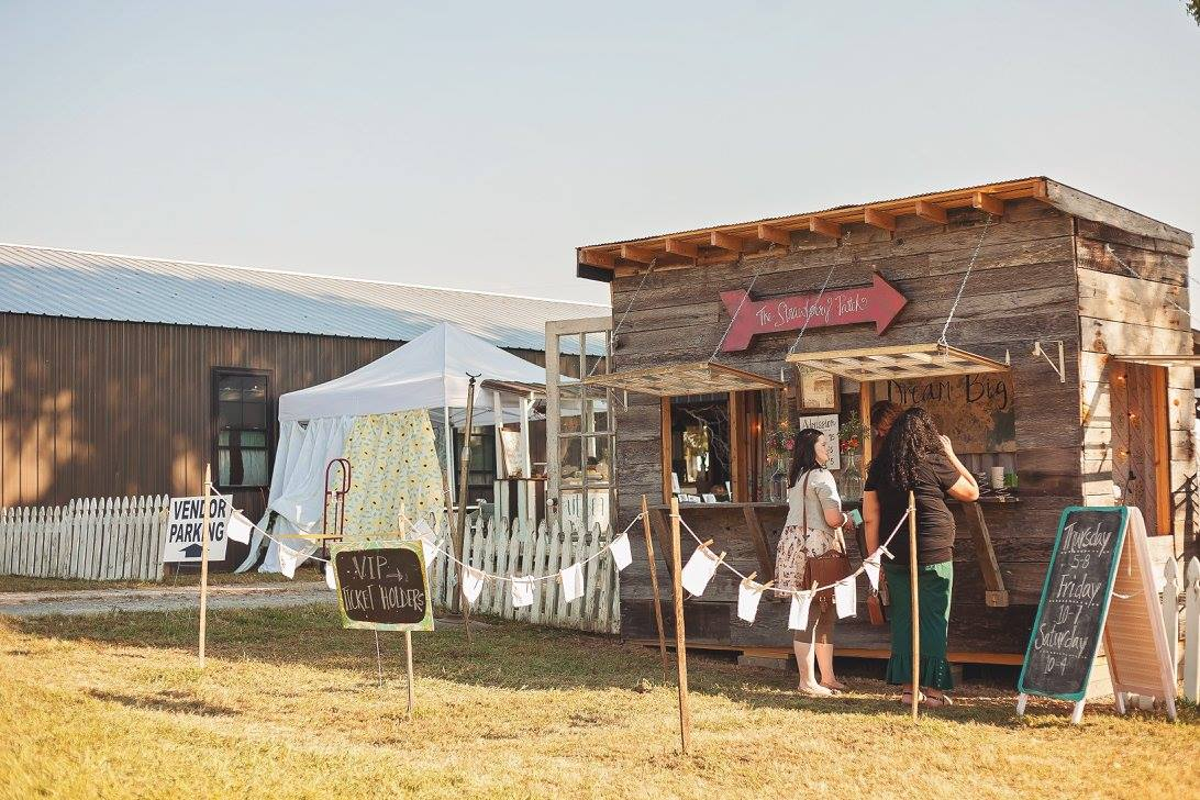 The Strawberry Patch Antique Barn Is The Best Antique