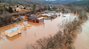 Several Parts Of Kentucky Are Currently Under Water And This Heartbreaking Footage Takes You There
