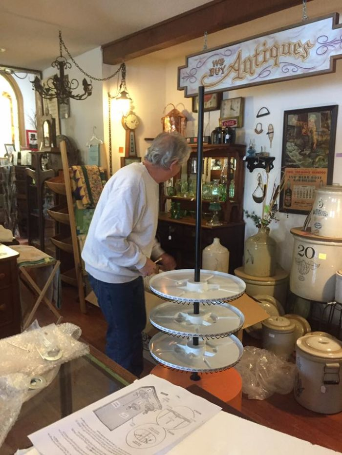 Hayward Is The Perfect Wisconsin Small Town For Antiquing