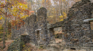 Most People Don't Know About These Strange Ruins Hiding In Georgia