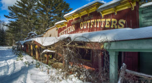 These Photos Of An Abandoned New York Theme Park Will Have You Longing For The Past
