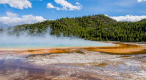 Over 200 Earthquakes Have Hit Yellowstone's Supervolcano This Month And Here's What It Means