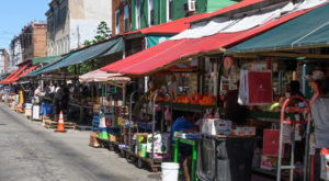 A Trip To This Marvelous Outdoor Market Is Unlike Any Other In Philadelphia