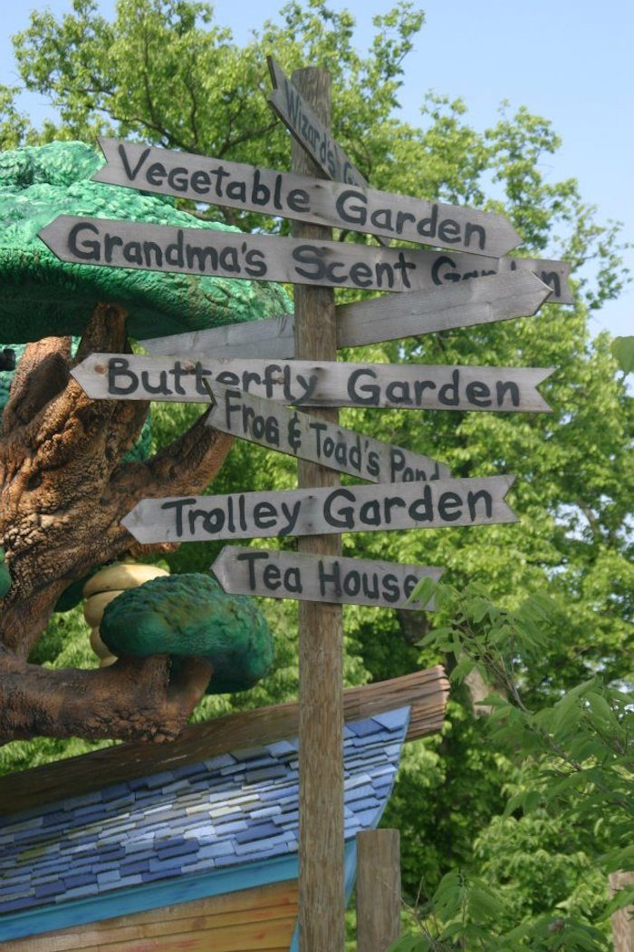 Highfield Discovery Garden Is Cincinnati S Fairy Tale Park