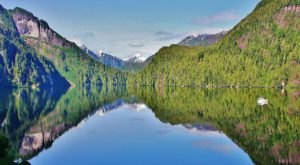 The Stunning Wilderness Area In Alaska Where You Can Hear Yourself Think