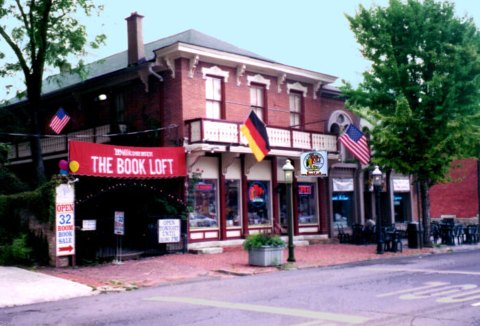 The Best Most Massive Bookstore In Ohio The Book Loft