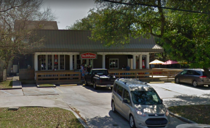 The Backyard Is A Casual Family Restaurant That Has Been Open Since 2014.