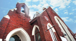 This Church In South Carolina Is Now A Restaurant And You'll Want To Visit