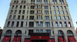 This Wisconsin Hotel Is Among The Most Haunted Places In The Nation