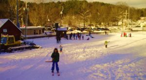 This Winter Park In Vermont Has Old School Fun For Everyone