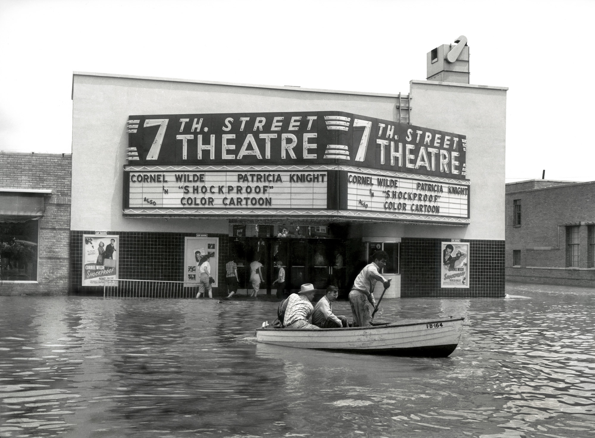 The Flood Of 1949 Was The Most Deadly In Fort Worth S History