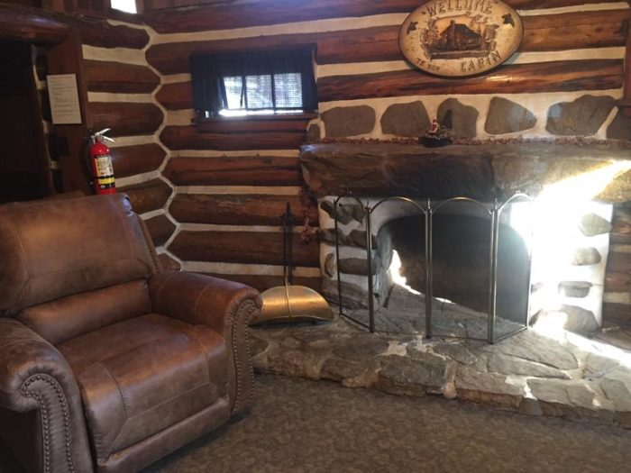 Leber S Log Cabins Is Best Log Cabin Campground Near