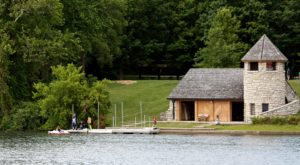 This Log Cabin Campground In Iowa May Just Be Your New Favorite Destination