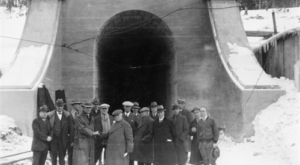 9 Rare Photos Taken During The Moffat Tunnel Construction That Will Simply Astound You