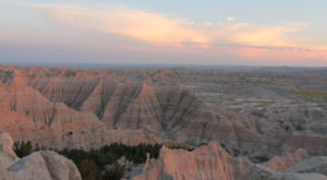 The One Secret You Need To Know Before Visiting South Dakota's Badlands National Park