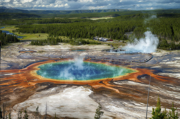 Why Yellowstone National Park's Supervolcano Has Been ...