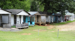 Few People Realize This 1800s Revival Camp In South Carolina Even Exists