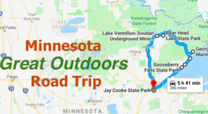 Take This Epic Road Trip To Experience Minnesota's Great Outdoors