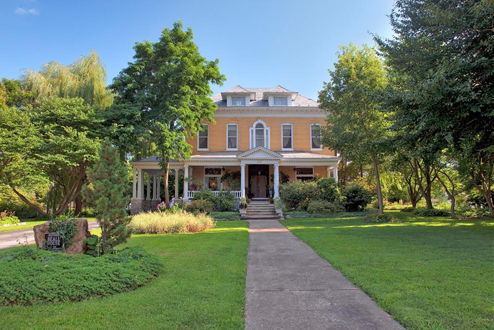 Bed And Breakfast In Mexico Missouri