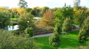 The Chicago Park That Will Make You Feel Like You Walked Into A Fairy Tale