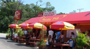 Everyone Goes Nuts For The Hamburgers At This Nostalgic Eatery Near Chicago