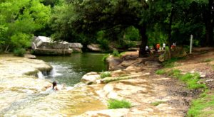 The Austin Park That Will Make You Feel Like You Walked Into A Fairy Tale