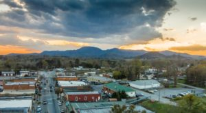 The One Town In South Carolina With A Picture Perfect View Of The Blue Ridge Mountains