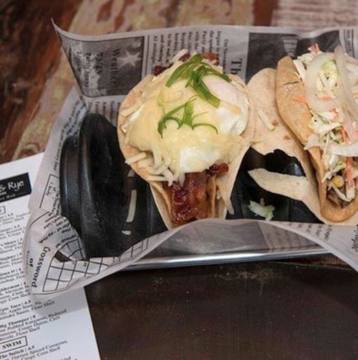 Agave Amp Rye Is A Mouthwatering New Taco Restaurant Near