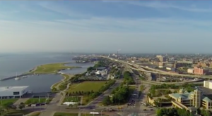 What This Drone Footage Caught In Milwaukee Will Drop Your Jaw