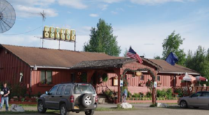 The Alaska Steakhouse In The Middle Of Nowhere That's One Of The Best On Earth
