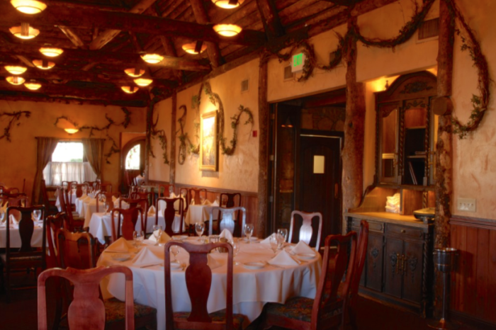 Tuscany Is The Most Stunning Restaurant In Utah And You Ll