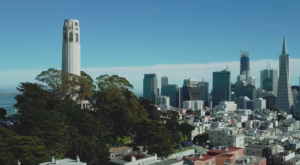 Someone Flew A Drone Way Above San Francisco And The Footage Is Breathtaking