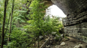 This Easy Hike Proves That Kentucky Is Home To Unrivaled Beauty