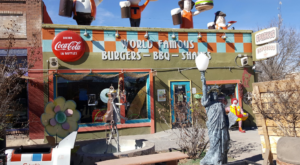 8 Of The Coolest, Most Unusual Places To Dine In New Mexico