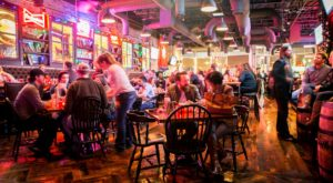 Take A Step Back In Time With A Meal At This Unique Nashville Saloon