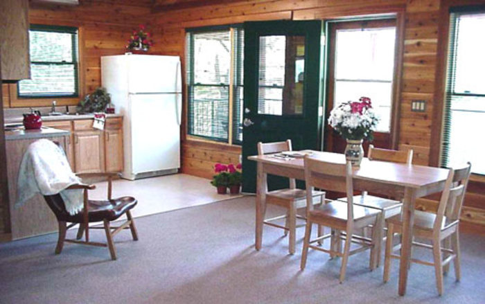 Backbone State Park Is Iowa S Best Log Cabin Campground