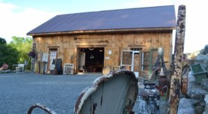 Everyone In New York Should Visit This Amazing Antique Barn At Least Once