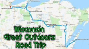 Take This Epic Road Trip To Experience Wisconsin's Great Outdoors