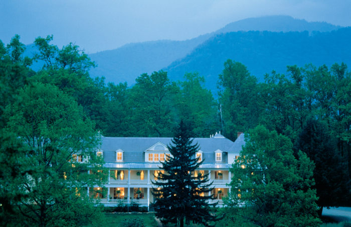 The balsam mountain inn in north carolina has a history thats both located less than a mile from the blue ridge parkway mp 443 the balsam mountain inn is a step back in time to a bygone era publicscrutiny Image collections